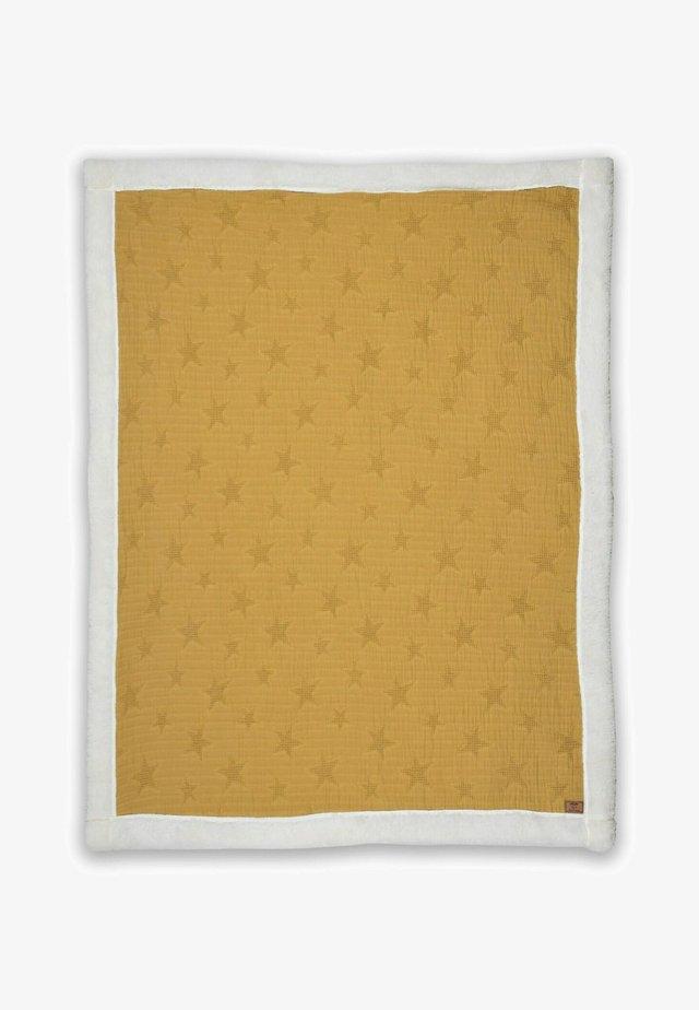 STAR  - Vauvanpeitto - mustard yellow