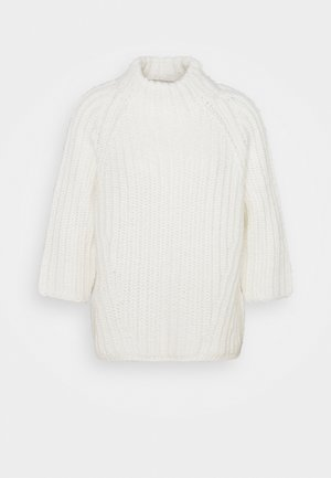 Pullover - winter natural white