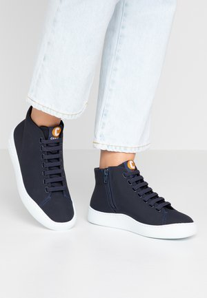 PEU TOURING - Sneaker high - navy