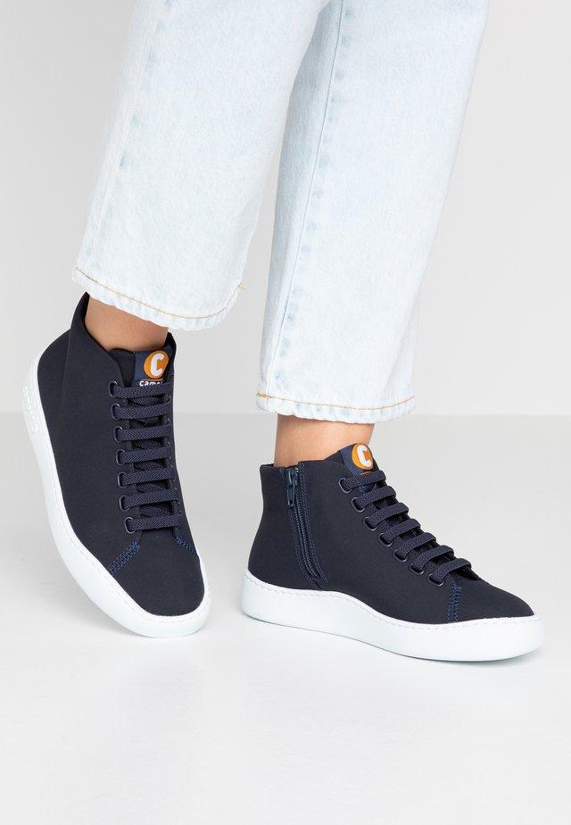 PEU TOURING - Zapatillas altas - navy