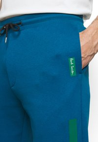 Paul Smith - GENTS PRINTED SIDE STRIPE JOGGER - Tracksuit bottoms - green - 7