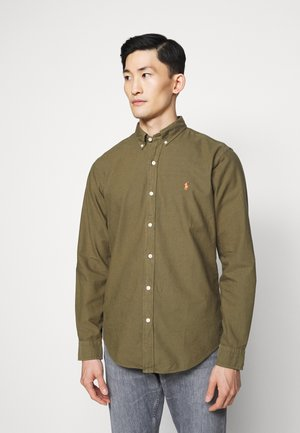 GD OXFORD - Camicia - defender green