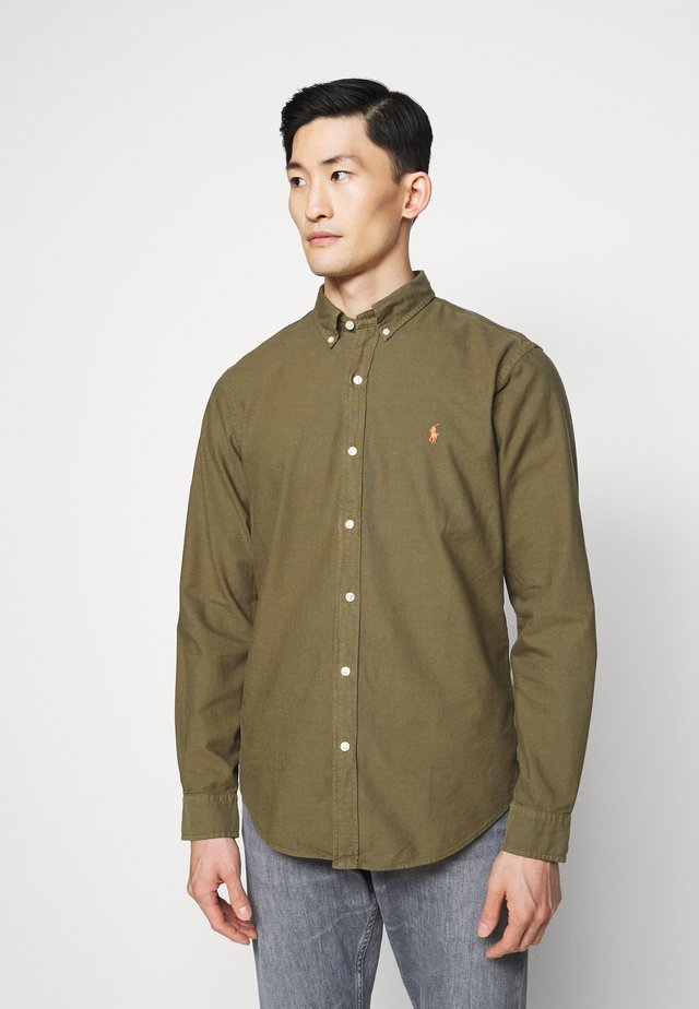 GD OXFORD - Chemise - defender green
