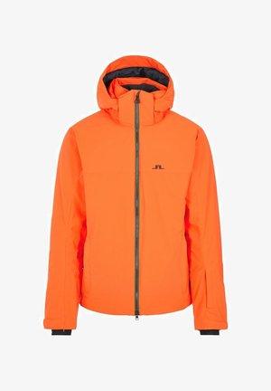 TRUULISKI - Ski jas - juicy orange