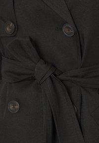 Vero Moda Petite - VMCELESTE  - Trench - black - 2