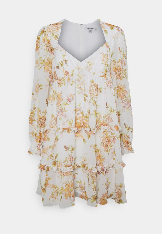 DOROTHY BABYDOLL SKATER DRESS - Sukienka letnia - antique peach