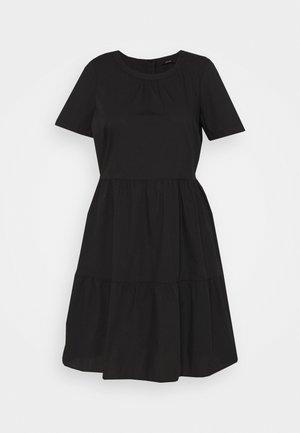 VMGULVA ABOVE KNEE DRESS - Vardagsklänning - black
