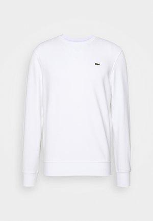 CLASSIC - Sudadera - white/white