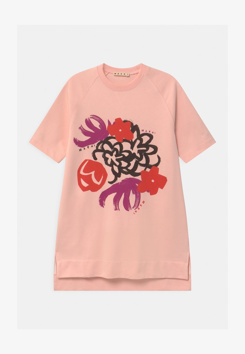 Marni - ABITO - Day dress - quartz rose