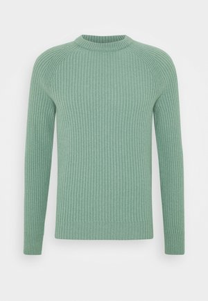 Strickpullover - celadon green
