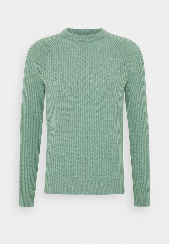 Jumper - celadon green