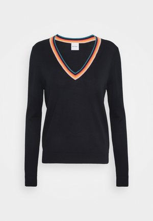 WOMENS - Jumper - dark blue
