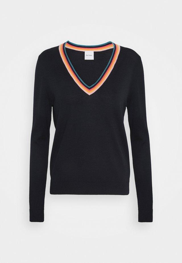 WOMENS - Pullover - dark blue