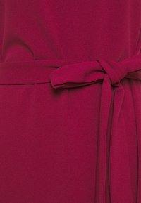 Anna Field - Sukienka z dżerseju - dark red - 2