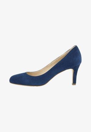 DAMEN BIANCA - Tacones - dark blue