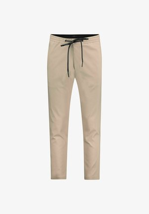 Tracksuit bottoms - sand