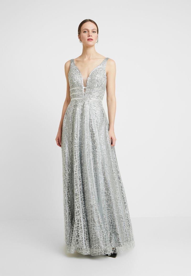 Luxuar Fashion - Společenské šaty - silber grau