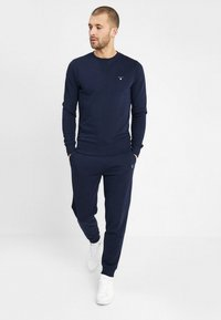 GANT - THE ORIGINAL PANT - Tracksuit bottoms - evening blue - 1