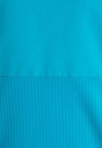 The North Face - TRUE RUN - Print T-shirt - meridian blue - 2