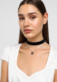 Alpenflüstern - Necklace - schwarz - 1