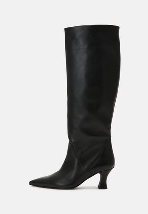 LOURDES - Vysoká obuv - schwarz