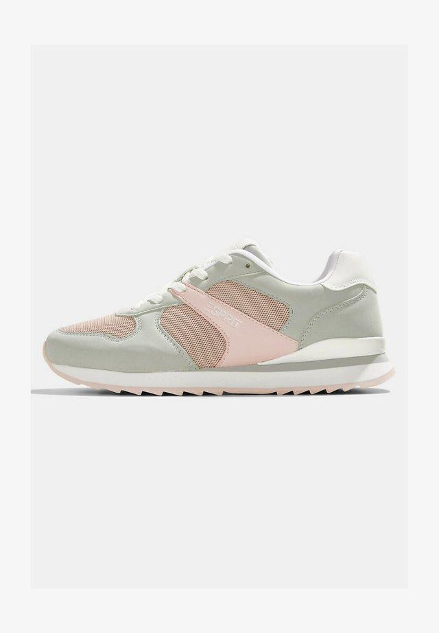 Sneakers laag - old pink