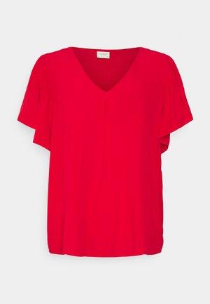 JDYLEA  - T-shirts - mars red