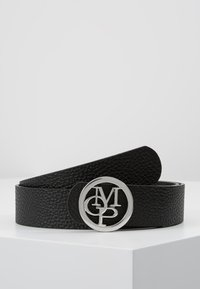 Marc O'Polo - BELT LADIES - Belt - black - 0