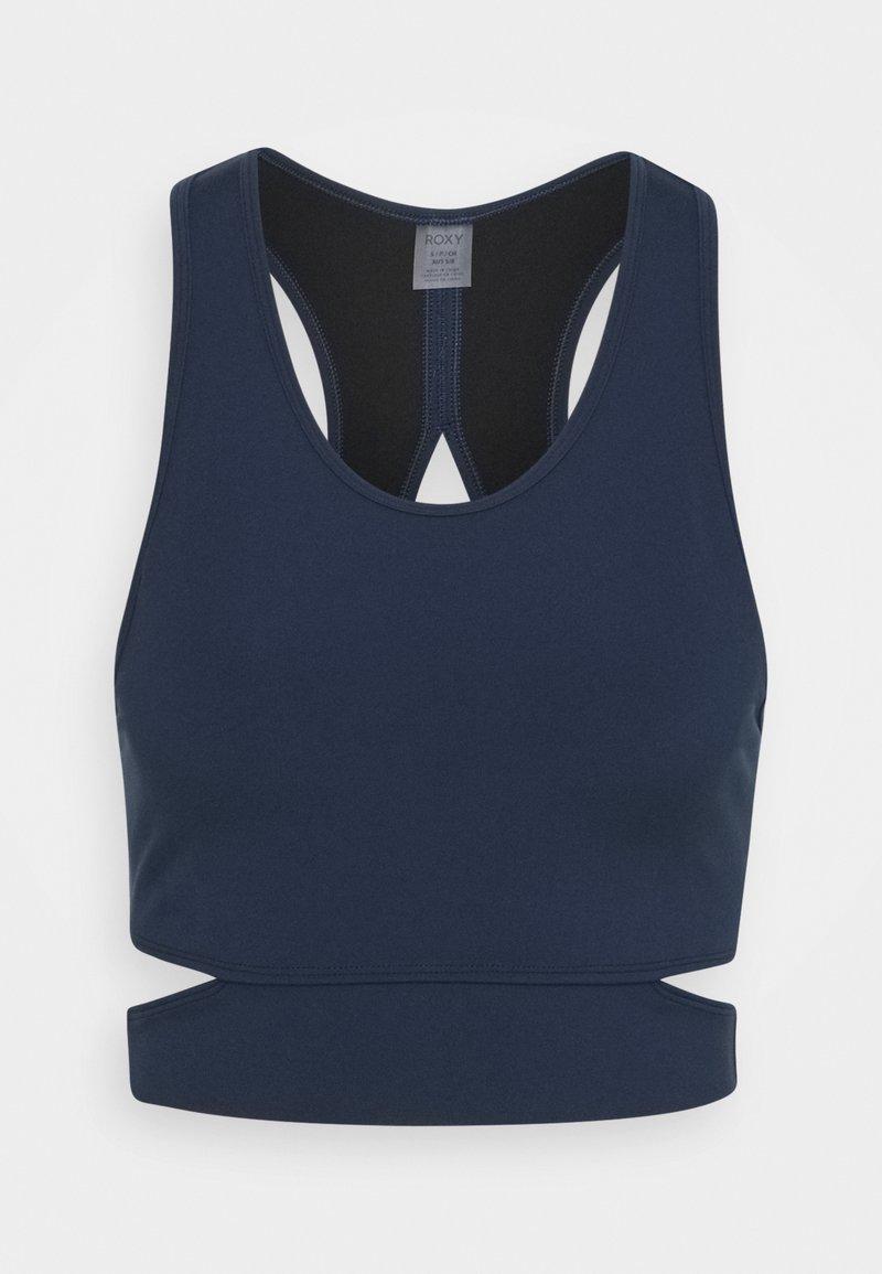 Roxy - WHERE - T-shirt de sport - mood indigo