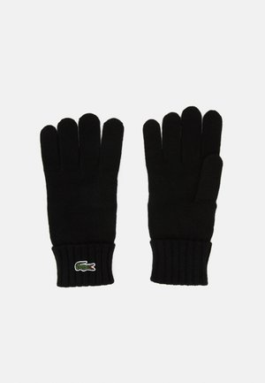 UNISEX - Gloves - black