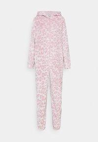 Loungeable - LEOPARD LUXURY - Pyjamas - pink - 5
