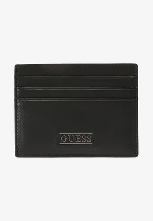 NEW BOSTON CARD CASE - Geldbörse - black