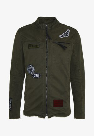 NEXT - Summer jacket - khaki