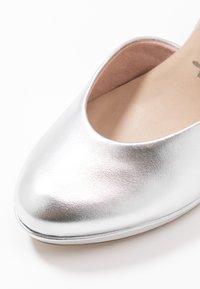 Tamaris - High heels - silver - 2
