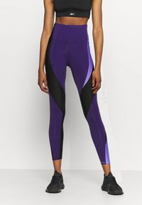 Reebok - LUX - Leggings - purple - 0