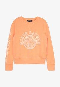 Polo Ralph Lauren - GRAPHIC - Mikina - key west orange - 3