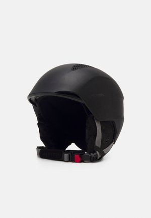 Helm - black matt