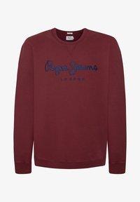 Pepe Jeans - JOSEPH - Sweatshirt - merlot - 4