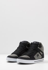 DC Shoes - PURE TOP SE - Zapatillas skate - black - 2