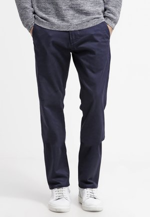 ALPHA ORIGINAL - Chinos - dark blue