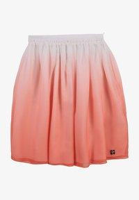 Carrement Beau - A-line skirt - blanc corail - 0