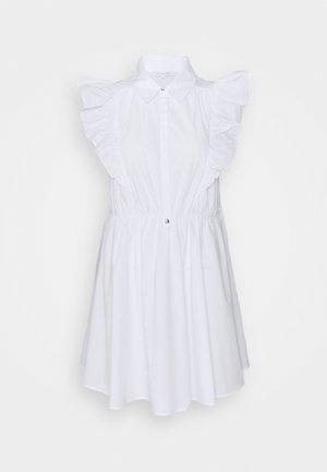ABITO DRESS - Shirt dress - bianco ottico