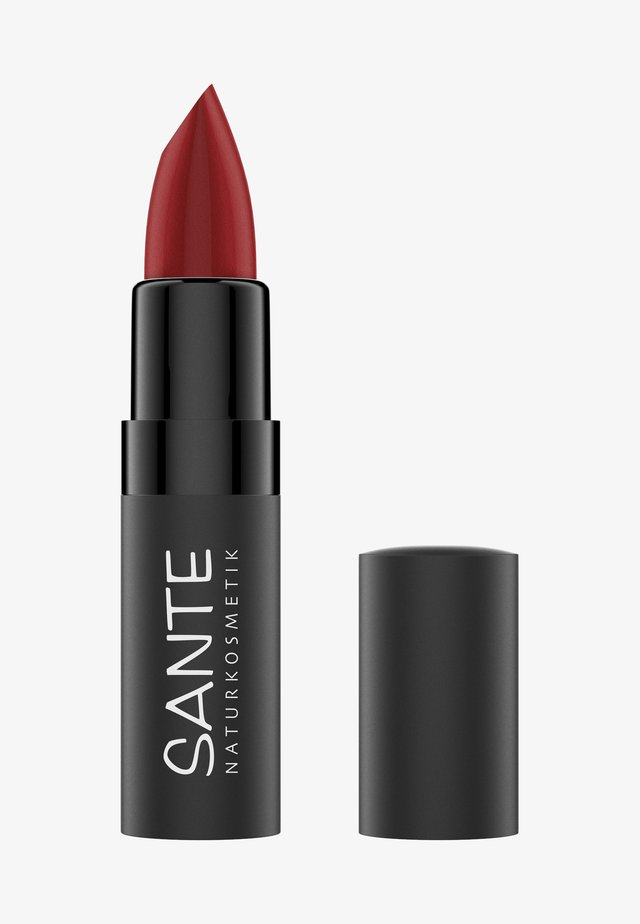MATTE LIPSTICK - Læbestifte - 07 kiss-me red
