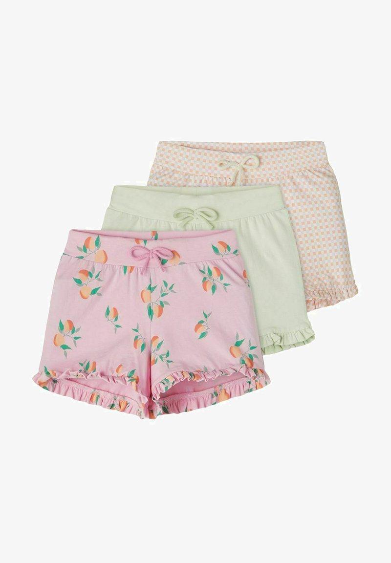 Name it - 3 pack - Shorts - ambrosia