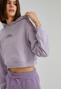DeFacto - Hoodie - purple - 3