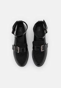NAE Vegan Shoes - LUNA VEGAN  - Nazouvací boty - black - 5
