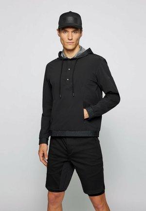BLAKE_X - Long sleeved top - black