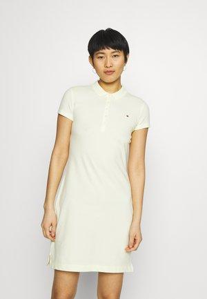 SHORT DRESS - Day dress - frosted lemon