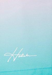 Hollister Co. - TEST OMBRE GUARD - Uimashortsit - orange/pink/turquoise - 2