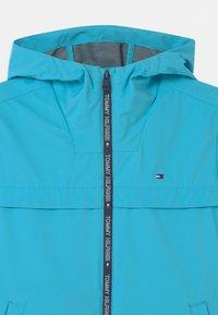 Tommy Hilfiger - COATED - Training jacket - seashore blue - 2